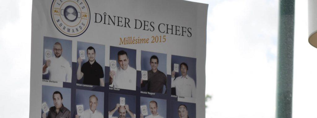 Diner des chefs, EAC, Entreprise Adaptée Restauration, L'Accueil, Bayeux, ATOSS, Baclesse, formation, inseriton
