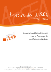Histoire de l'ACSEA, document associatif, ressource