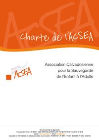 Charte de l'ACSEA, ressource