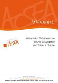 Glossaire, ressource
