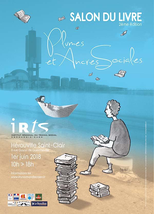 Salon - Plumes et ancres sociales à l'IRTS